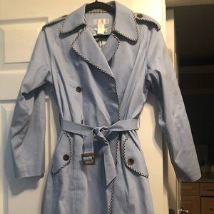Never worn Soft Surroundings trench coat